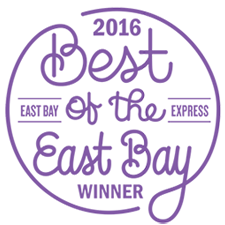 Best of the East Bay Winner
